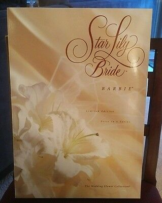 Star Lily Bride Barbie