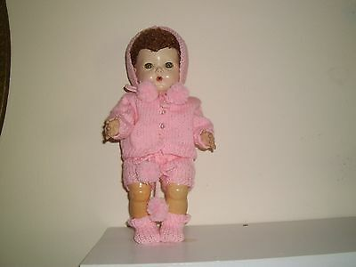 """No Doll  Beautifully Made Doll Clothes Shown On 15"""" Tiny Tears Custom Order"""