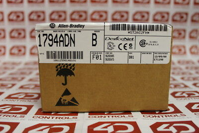 Allen-Bradley 1794-ADN FLEX I/O Media Module - New Surplus Sealed - Series B