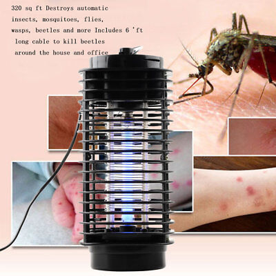 Practical Electric mosquito killers Wasp Insect killers Black lamp flight PT