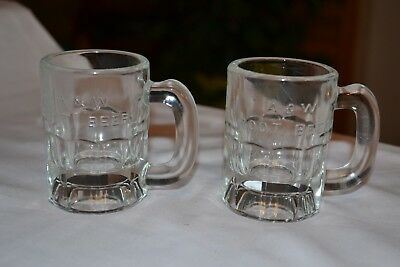 2 AW Childrens Rootbeer Mugs