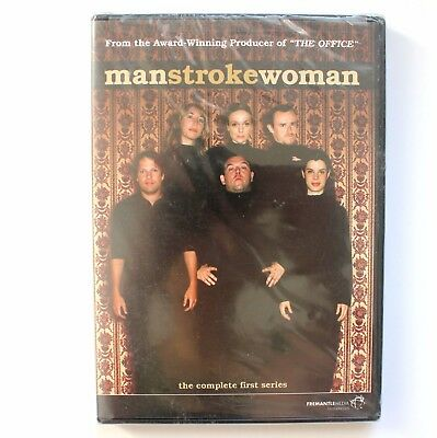 Man Stroke Woman - The Complete First Series New DVD