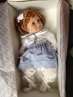 NEW Effanbee LE/200 Sunshine and Smiles Vinyl & Plush Toddler Baby Doll MIB