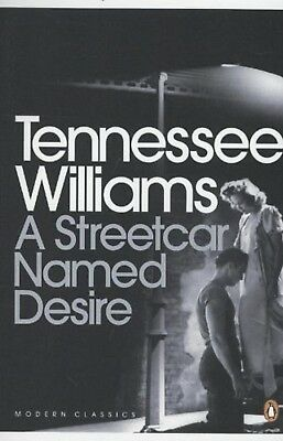 A Streetcar Named Desire Modern Classics Penguin Play Edition Paperback 2009