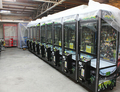 Amusement Claw Vending Machine Business for Sale Griffith NSW Franchise