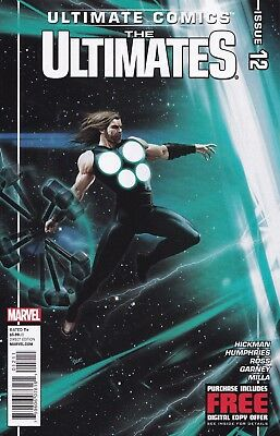 ULTIMATE COMICS The Ultimates #12 New Bagged