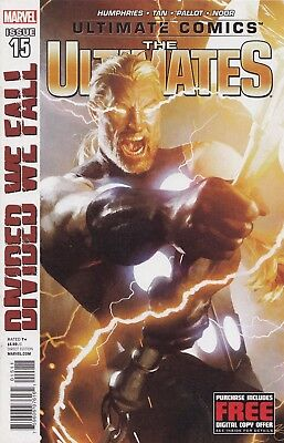 ULTIMATE COMICS The Ultimates #15 New Bagged