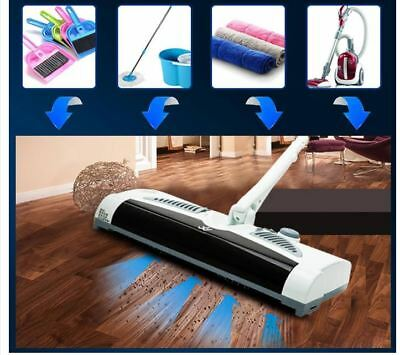 Electric Robot Mop Cleaner 2 in 1 Swivel Cordless Sweeping All-in-one Machine