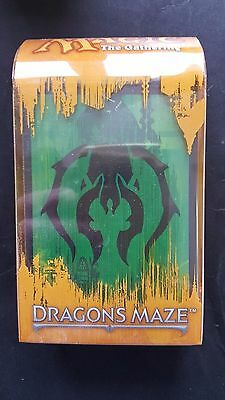 Dragons Maze Pre Release Sealed Pack English Colgari /dimir Mtg Sd 30241