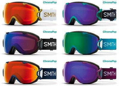 Smith Optics I/os Ski Snowboardbrille Chromapop Neu