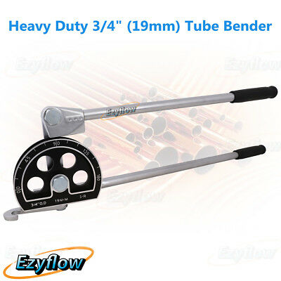 "Tube Pipe Bender 3/4"" 19mm Copper Aluminium Mild steel Pipe Plumbing Tools"