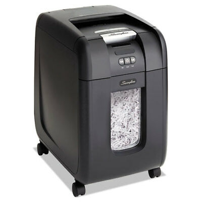 Stack-and-Shred 230X Auto Feed Super Cross-Cut Shredder, 230 Sheet Capacity