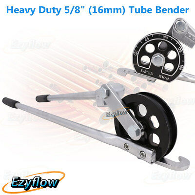 "Heavy Duty Tube Pipe Bender 5/8"" 16mm Copper Aluminium Mild steel Pipe Sale"