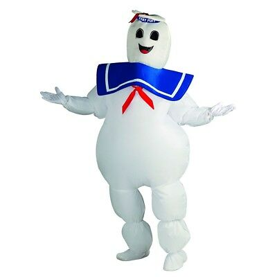 Ghostbusters Inflatable Adult Stay Puft Marshmallow Man Costume