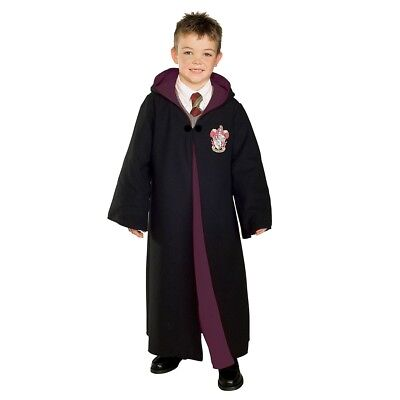 Harry Potter Deluxe Kids Gryffindor Robe Medium (8-10)