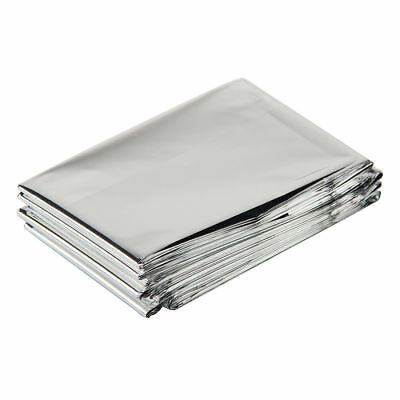3 x Outdoor Safety Insulation Emergency Blanket Survival Shelter Foil 83''x51''
