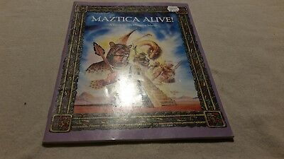 Advanced Dungeons & dragons Maztica Alive ! a guide for the dungeon master