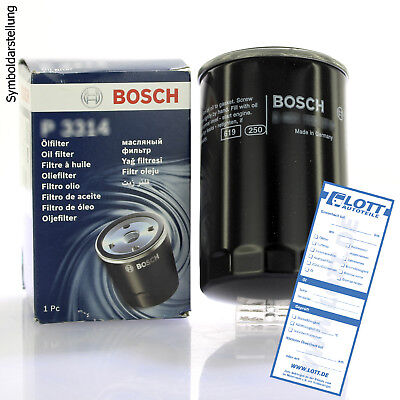 BOSCH Ölfilter Oelfilter Oil Filter 0 986 452 064