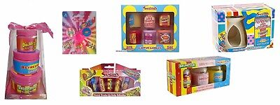 Swizzels Sweet Scented Lip Balm, Body Scrub, Butter, Bath Crystals & Candle Sets