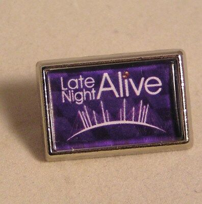 Salvation Army- USA PIN - LATE NIGHT ALIVE SPRCIAL