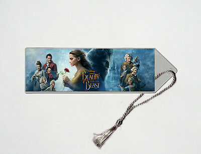 Beauty And The Beast - Emma Watson - Dan Stevens - Movie Poster Bookmark #1