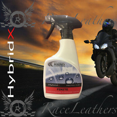 Hybrid-X Advanced Nano Coating Finite Hydrophobic Nanotech Protector Detailer