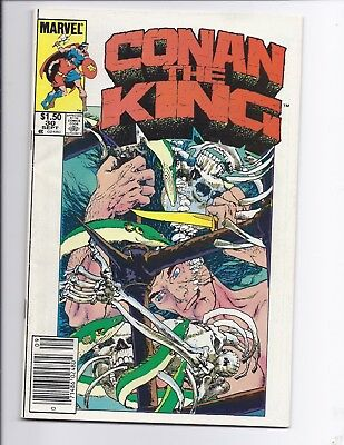 Canadian Newsstand Edition $1.50 Price Variant Conan the King #30
