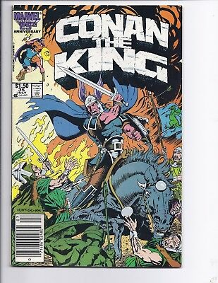 Canadian Newsstand Edition $1.50 Price Variant Conan the King #35