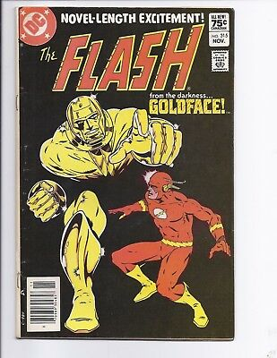 Canadian Newsstand Edition $0.75 Price Variant Flash #315