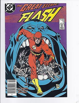 Canadian Newsstand Edition $1.00 Price Variant Flash #11