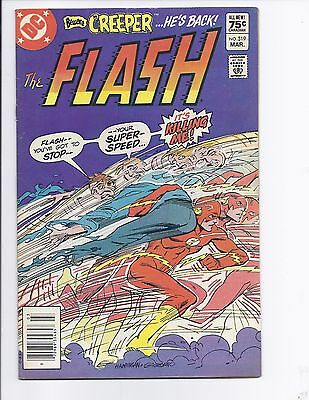 Canadian Newsstand Edition $0.75 Price Variant Flash #319