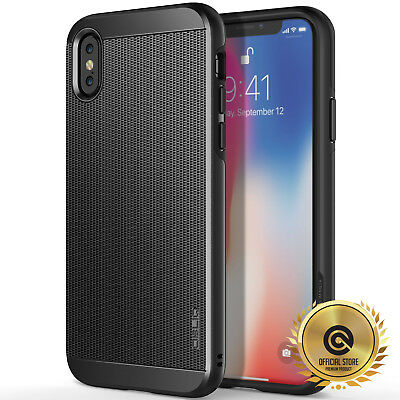 OBLIQ® [SLIM META] Case Ultimate Protection Dual Layer For iPhone X, iPhone 10