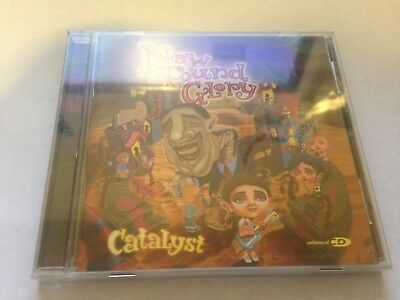 New Found Glory Catalyst Cd Punk Rock