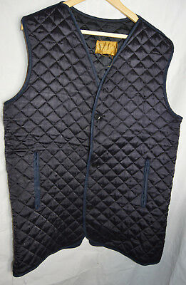 Mens Vintage Grantham Weather Wear Gilet Size UK 46""
