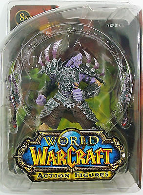 World of Warcraft Undead Rogue Skeeve Sorrowblade series 3 Action-Figure