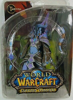 World of Warcraft Draenei Mage Tamuura series 3 Action-Figure