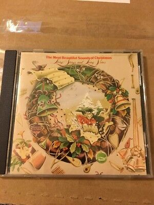 Living Strings & Voices: The Most Beautiful Sounds Of Christmas (1978) Rare Cd!!