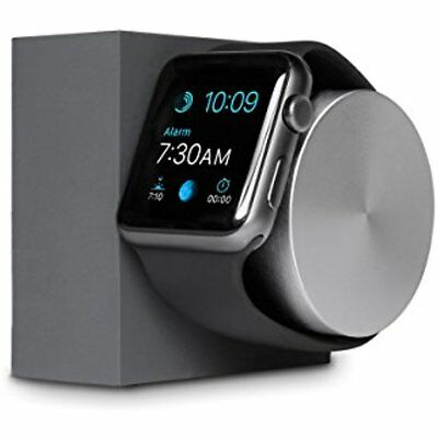 Native Union DOCK For Apple Watch - Weighted Charging Dock With Rotating Arm