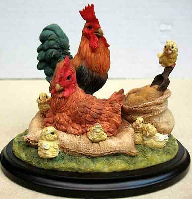 "Country Artists Birds And Ducks,""lunchtime"" Duck Figurine, #2361001268"