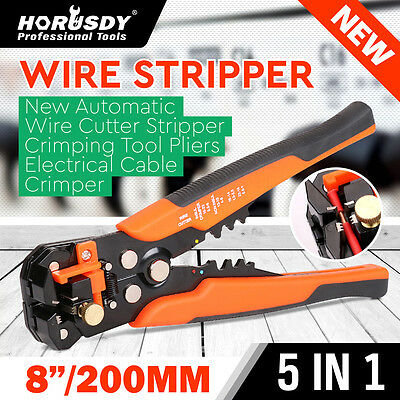 Self Adjusting Wire And Cable Stripper Cutter Tool Stripping Tools Hand