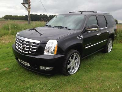 Cadillac Escalade Platinum FULL SPEC Excellent Condition Drives Very Well
