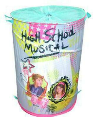 HSM High School Musical 2 Round Storage Tidy, Kids Pop Up Storage Unit