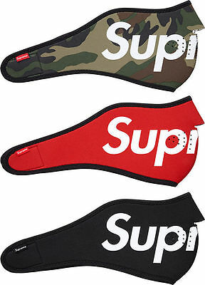 new Supreme Mask Face Protection for Skiing Outdoor Sport