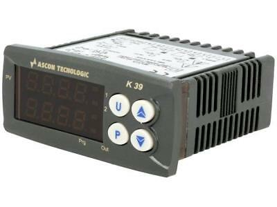 K39-LCRR Module controller Controlled parameter temperature -25÷60°C