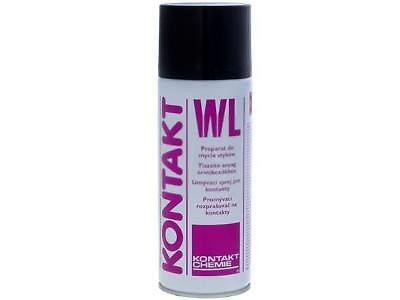 WL/400 Cleaning agent colourless cleaning degreasing spray 400ml 71013-AD