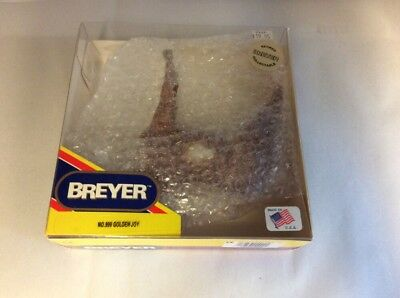 BREYER HORSE- Golden Joy 999, RARE LOW PRICE OFFERED FOR QUICK SALE