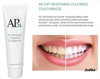 Ap24 Whitening Toothpaste - Australian Authorised Distributor #1 ...:::FREE GIFT