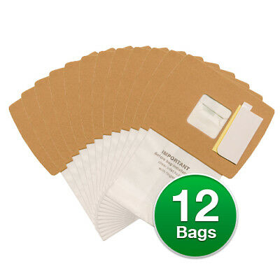 EnviroCare Replacement Vacuum Bags For Oreck BB870 / BB870AD  - 12 Bags