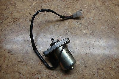 1988 Yamaha Scooter CG50 CG 50 Jog Engine Starter Motor Starting F13