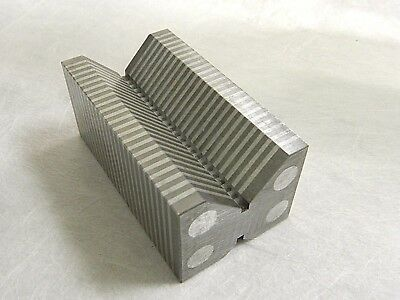"Aluminum V-Block 90 Degree Angle 4-3/8"" x 2-3/8"" x 1-7/8"" 285-2075"